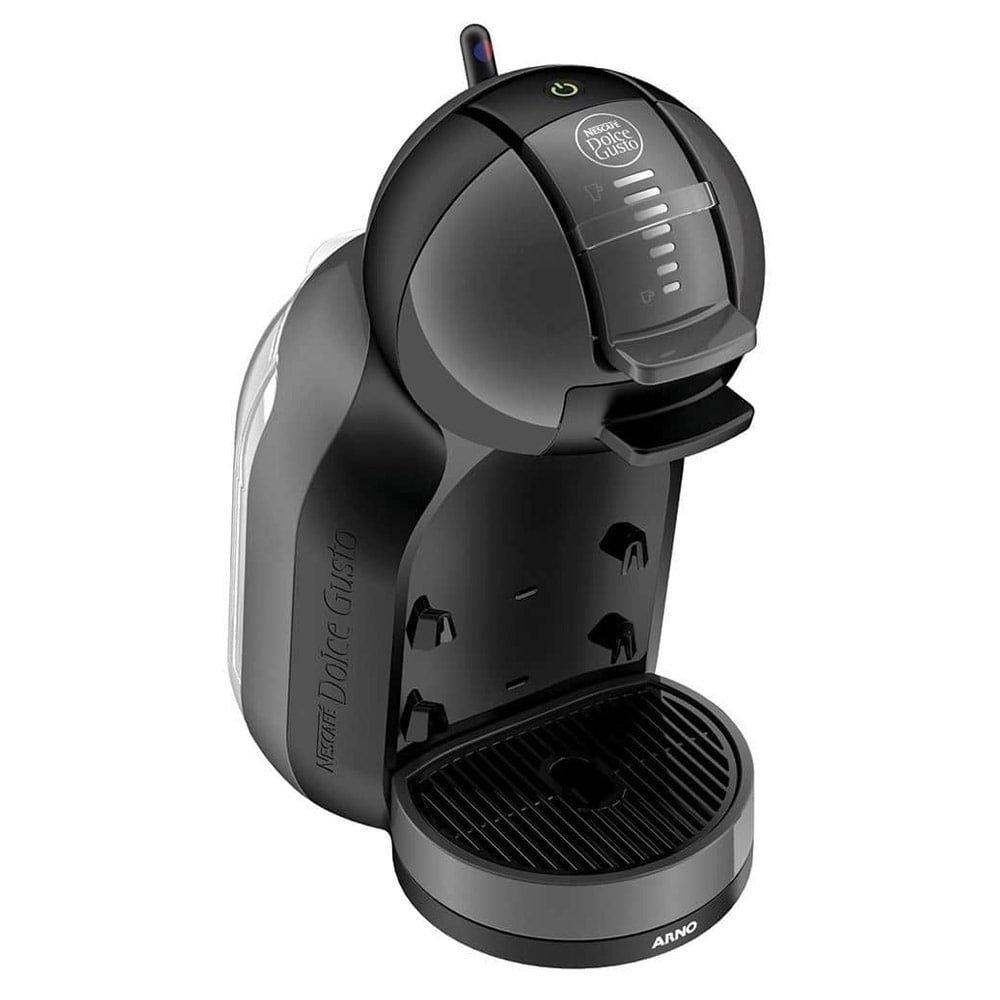 Cafeteira Expresso Arno Dolce Gusto Mini Me Preto 110v - Dmm0