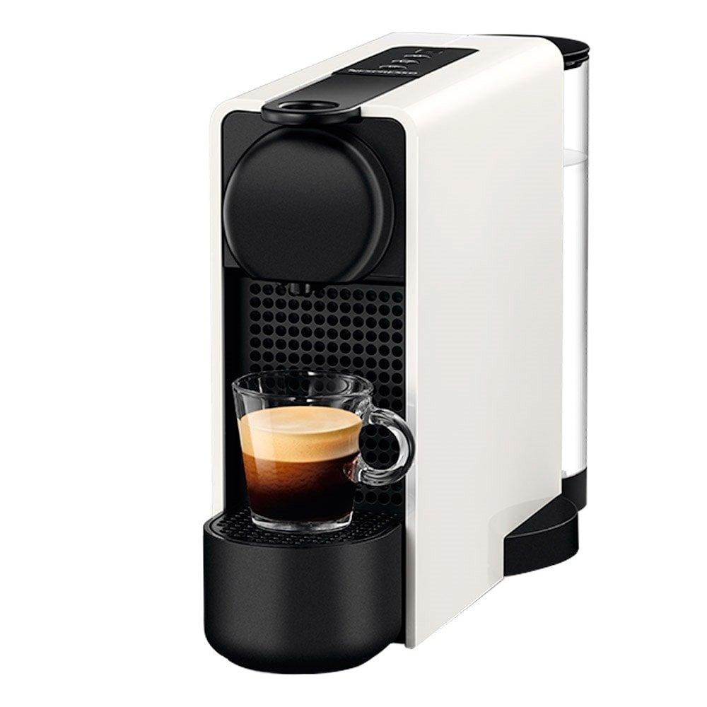 Cafeteira Expresso Nespresso Essenza Plus Branco 220v - C45br3whne