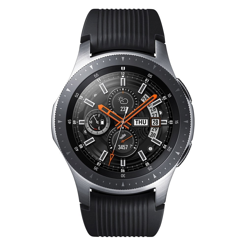 Smartwatch Samsung Galaxy Watch Bt (46mm) - Prata Sm-r800