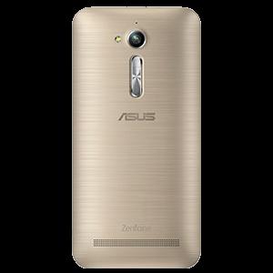 Zenfone Go LTE ZB500KL Dourado