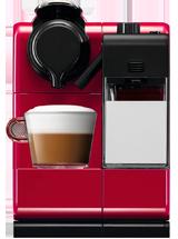Cafeteira Expresso Lattissima Touch Vermelha Nespresso
