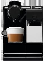 Cafeteira Expresso Lattissima Touch Preta Nespresso