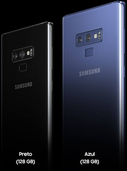Samsung Galaxy Note9 Colors