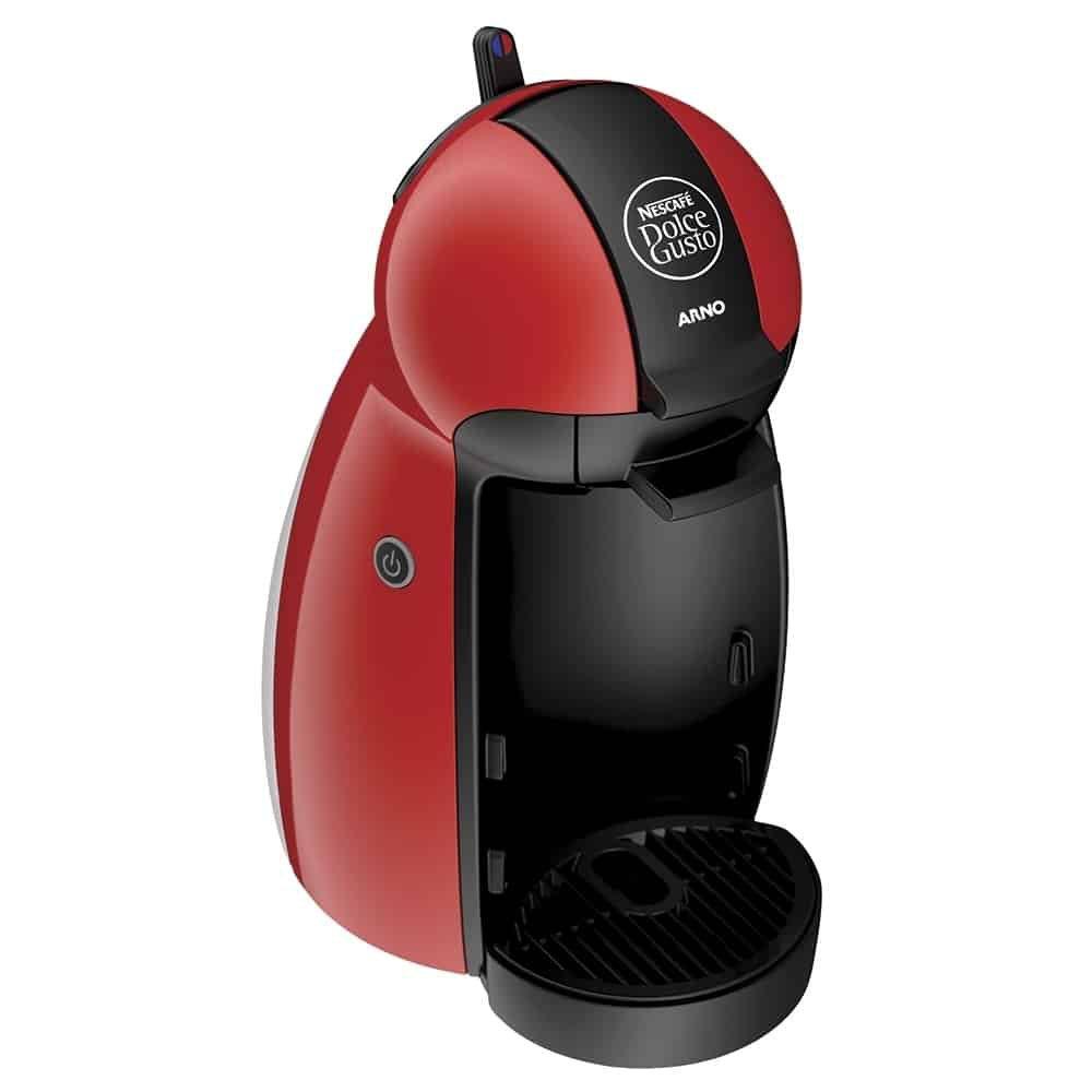 Cafeteira Expresso Dolce Gusto Piccolo Vermelha 220v - Arno