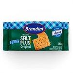 Biscoito Salt Cracker 360g - 20 unidades - Águia