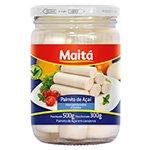 Palmito Açaí Inteiro Ideal p / Assados e Cozidos Vidro 300g - Maitá