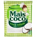 Coco Ralado Úmido 50g - 50 unidades - Mais Coco