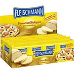 Fermento Biológico Seco Instantâneo 125g - 16 unidades - Fleischmann