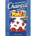 Chantilly em Pó Fácil de Fazer 50g - 12 unidades - Yoki