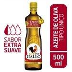 Azeite de Oliva Puro Vidro 500ml - Gallo