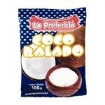 Coco Ralado 100g - 24 unidades - La Preferida