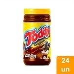 Achocolatado Vitaminado 400g - 24 unidades - Toddy