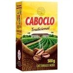 Café Torrado e Moído Vácuo Puro 500g - Caboclo