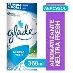 Purificador de Ar Aerosol Neutra Fresh 360ml - Glade