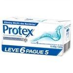 Sabonete Antibacteriano Limpeza Profunda 90g ( Promoção Leve 6 e Pague 5 ) - Protex