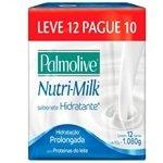 Sabonete Nutri Milk Hidratante 90g ( Promoção Leve 12 Pague 10 ) - Palmolive