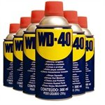 Anti-Ferrugem Spray Lubrificante 300ml Emb. c/ 6 un. - WD-40