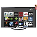 Smart TV 50' LED Full HD KDL-50W705A Wi-Fi, NFC, Web browser, Skype, Crackle, USB, 240 Hz - Sony