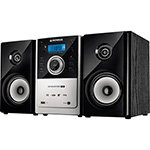 Micro System MS-06 CD, USB, Display Digital, MP3, Controle Remoto, 20W RMS - Mondial