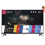 Smart TV 42 ´ 3D LED Full HD 42LB6500 Wi - Fi, WebOS, Time MachineII, LG Cloud, Dual play, 4 Óculos, Controle Smart Magic - LG cod. 2211567
