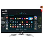 Smart TV 65 ´ 3D LED Full HD UN65H6400AGXZD Wifi, USB, HDMI, Controle por Gestos, Clear Motion Rate - Samsung cod. 2211717