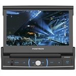 Som Automotivo SP6320BT DVD Player, Touch Screen 7' Retrátil, USB, SD Card, Bluetooth, Entrada p/ Câmera de Ré - Pósitron