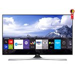 Smart TV 40 ´ 3D LED Full HD UN40J6400AGXZD 2 USB, 4 HDMI, DTV, 240Hz, Wireless, Smart View 2.0, Grátis 2 Óculos 3D - Samsung cod. 2213073
