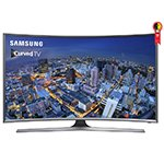 Smart TV 40 ´ LED Tela Curva Full HD UN40J6500AGXZD 3 USB, 4 HDMI, DTV, 240Hz, Wireless, Smart View 2.0 - Samsung cod. 2213074