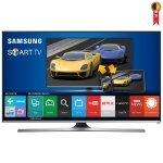 Smart TV 48 ´ LED Full HD 48J5500 Wi - Fi, 2 USB, 3 HDMI, DTV, 120Hz, Smart View 2.0 - Samsung cod. 2213076