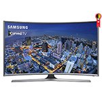 Smart TV 55 ´ LED Tela Curva Full HD UN55J6500AGXZD 3 USB, 4 HDMI, DTV, 240Hz, Wireless, Smart View 2.0 - Samsung cod. 2213085