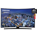 Smart TV 55 ´ LED Tela Curva 4K Ultra HD UN55JU6700GXZD 3 USB, 4 HDMI, DTV, Smart View 2.0, Upscaling - Samsung cod. 2213087