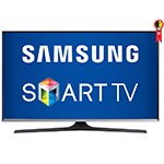 Smart TV 40 LED Full HD UN40J5300 WiFi 2 USB 2 HDMI Conversor Digital Integrado Screen Mirroring - Samsung