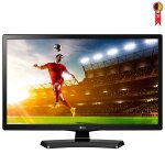 TV 23.6' LED HD 24MT48DF-PS Função Monitor, HDMI, PIP, USB, Time Machine, Game Mode - LG