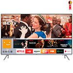 Smart TV LED 65' Samsung UN65MU7000 4K Ultra HD HDR com Wi-Fi, 3 USB, 4 HDMI e 240Hz