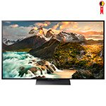 Smart TV LED 75' Sony XBR75Z9D 4K Ultra HD HDR com Wi-Fi 3 USB 4 HDMI MotionFlow Triluminos X-Reality Pro