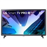 Smart TV 32' LED LG 32LM625BPSB HD com Wi-Fi, 2 USB, 3 HDMI e 60Hz