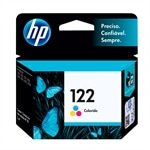 Cartucho HP 122 Color Ref:CH562HB - 1000 / 2000 / 2050 / 3050