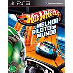 Jogo PS3 Hot Wheels: O Melhor Piloto do Mundo - Limited Edition - WB Games
