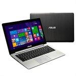 Notebook S400CA - CA192H Intel Core i3 2GB RAM HD 500GB Tela Touch 14 Windows 8 Preto - ASUS