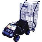Carrinho 160L c / porta bebê Rod - Kart - Rod - Car