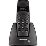 Telefone sem Fio TS40 Preto - Intelbras