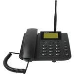 Telefone Celular Fixo CF4000 GSM com Identificador de Chamadas Viva Voz - Intelbras