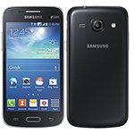 Smartphone Galaxy Core Plus Preto Tela 4.3', 3G+WiFi, Android 4.3, Câmera 5MP, Memória 4GB, TV Digital - Samsung
