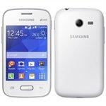 Smartphone Galaxy Pocket 2 Duos Branco Tela 3.3 ´ , 3G+WiFi, Android 4.4, Câmera 2MP, Memória 4GB - Samsung cod. 3301102