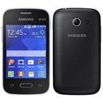 Smartphone Galaxy Pocket 2 Duos Preto Tela 3.3 ´ , 3G+WiFi, Android 4.4, Câmera 2MP, Memória 4GB - Samsung cod. 3301104