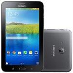 Tablet Galaxy Tab E T116BU Preto Tela 7 3G+WiFi Android 4.4 Câmera 2MP Memória 8GB - Samsung