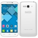Smartphone One Touch Pop C9 Dual Chip Branco Tela 5.5 3G+WiFi Android 4.2 8MP 4GB - Alcatel