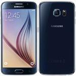 Smartphone Galaxy S6 Preto Tela 5.1 4G+WiFi Android 5.0 Câmera 16MP Memória 32GB - Samsung