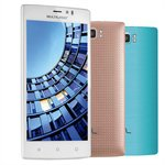 Smartphone MS60 Dual Chip Branco 5.5 4G+ Wifi Android 5.1 13 MP 16 GB - Multilaser