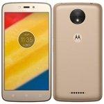 Smartphone Motorola Moto C Plus Dual Chip Ouro Tela 5 4G+WiFi Android 7.0 Nougat 8MP 8GB